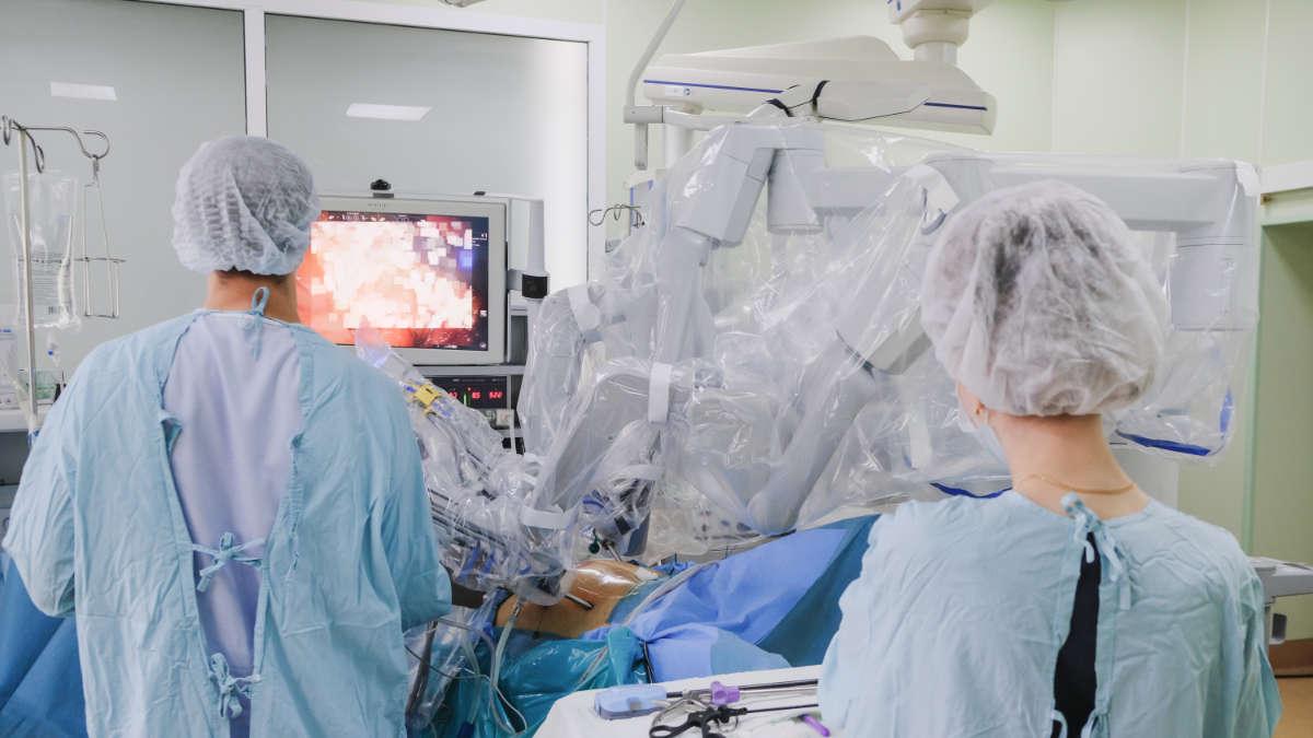 Chirurgia robotizzata