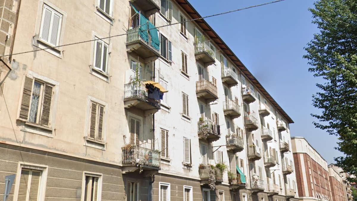 Via Revello a Torino