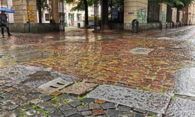 Lavori di manutenzione strade e vie a Torino