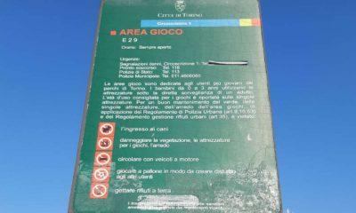 Area verde a Torino