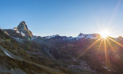Monte Rosa a Cervinia