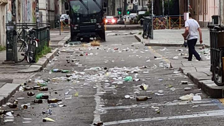 Mala movida a Santa Giulia