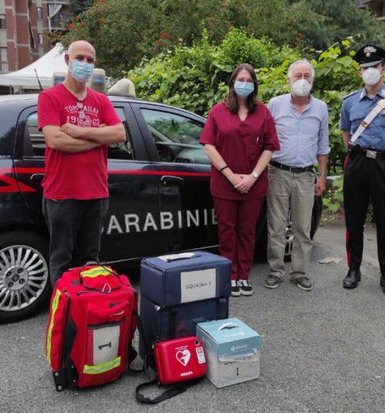 Vaccinazioni a domicilio a Torino