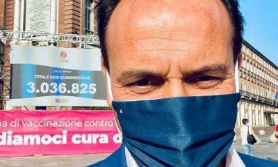 Superate 3 milioni di dosi vaccino in Piemonte