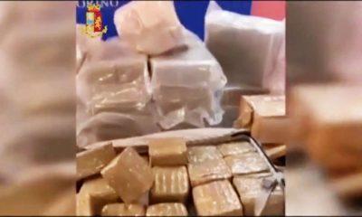 300 kg di droga sequestrati a Brandizzo