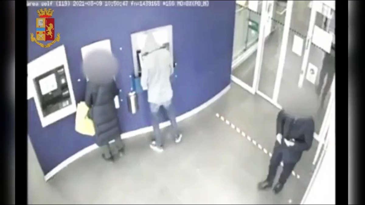 Rapinatore seriale arrestato