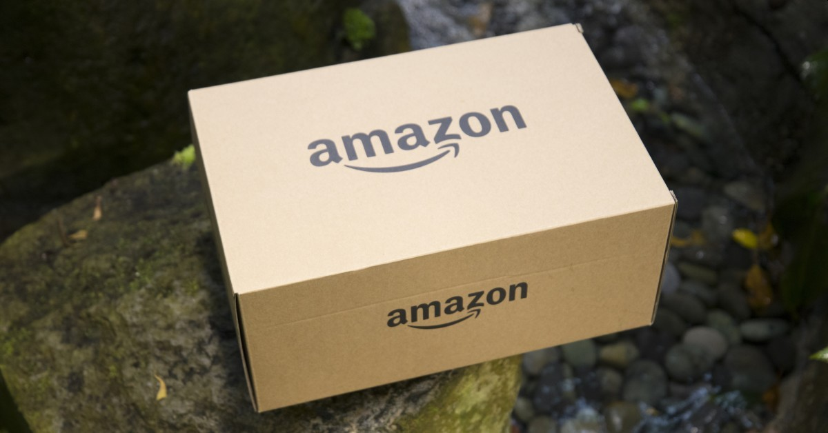 Pacco Amazon (amazon.it)