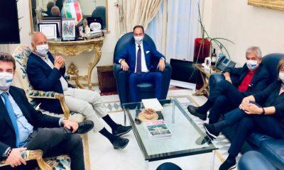 I presidenti della Regione Piemonte