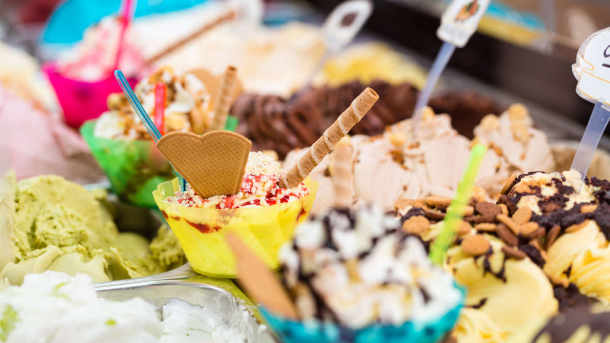 Le migliori gelaterie in Piemonte
