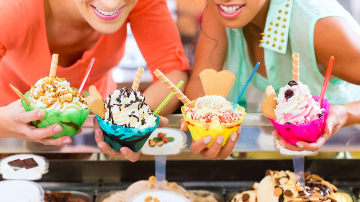 Migliori gelaterie di Torino