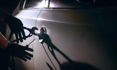 Ladro di automobili