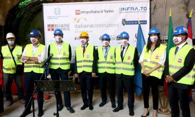 Stazione Certosa linea 1 metro Torino