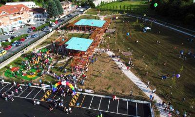 Inaugurazione Parco corso Laghi Avigliana